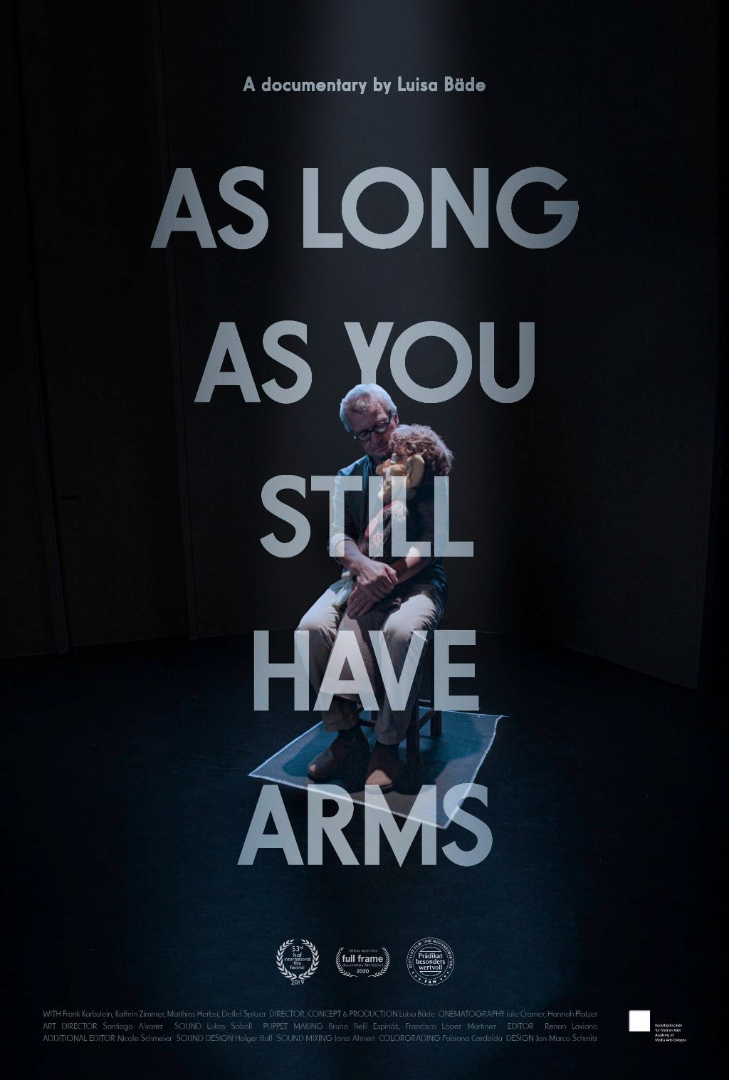 806_2020 As Long as you still have arms_Poster