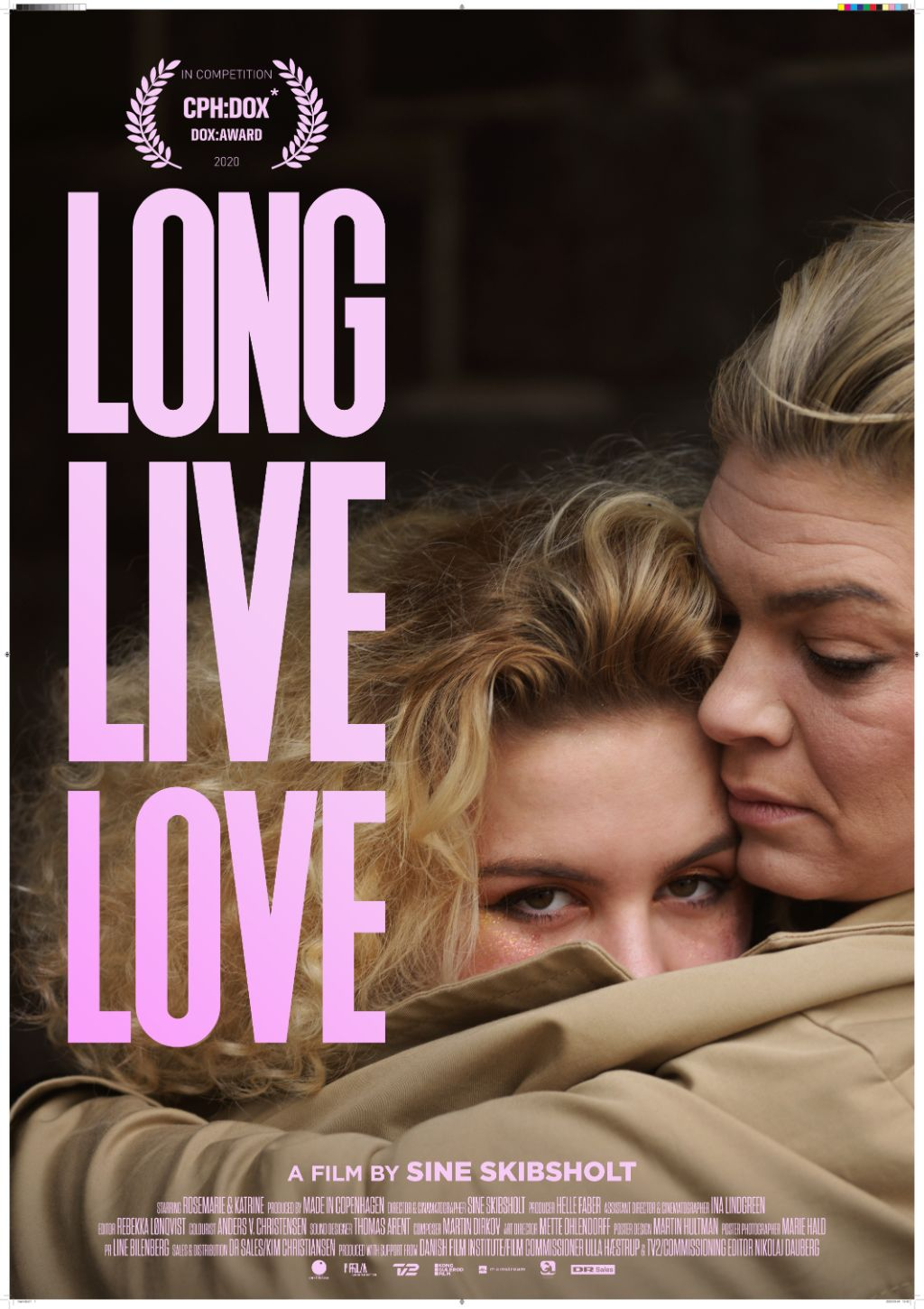 987_2020 Long Live Love_Poster
